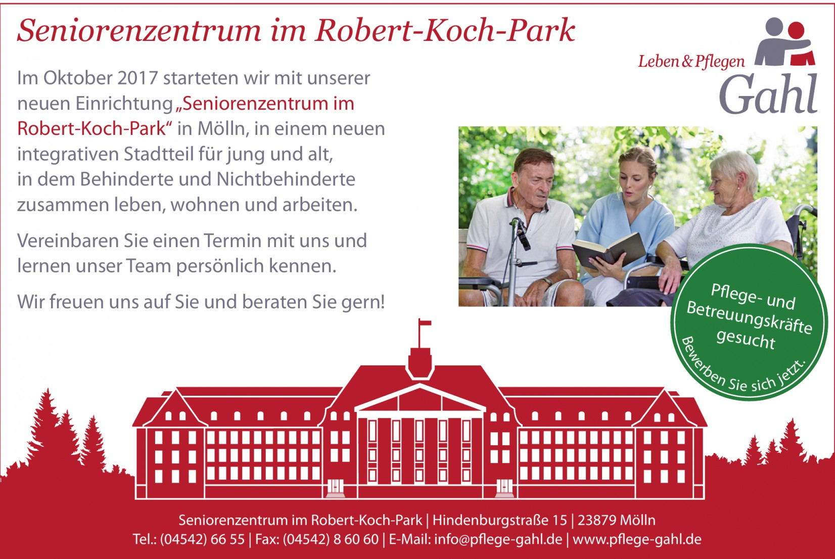 Seniorenzentrum im Robert-Koch-Park