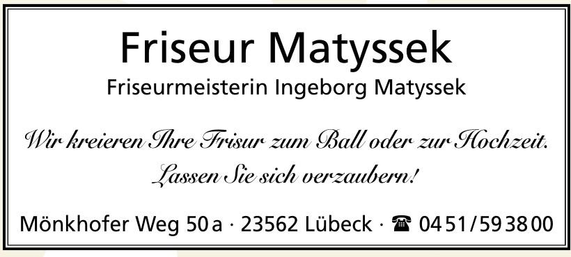 Friseur Matyssek