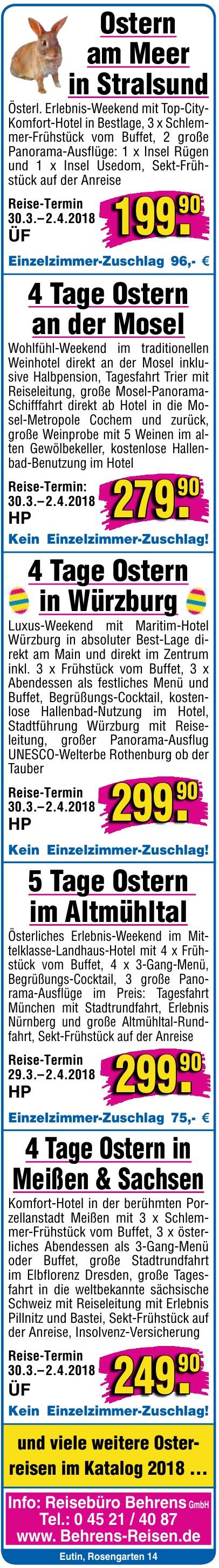Reisebüro Behrens GmbH