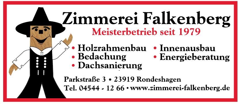 Zimmerei Falkenberg