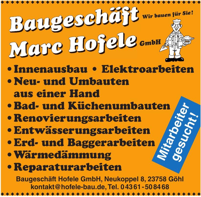 Baugeschäft Hofele GmbH