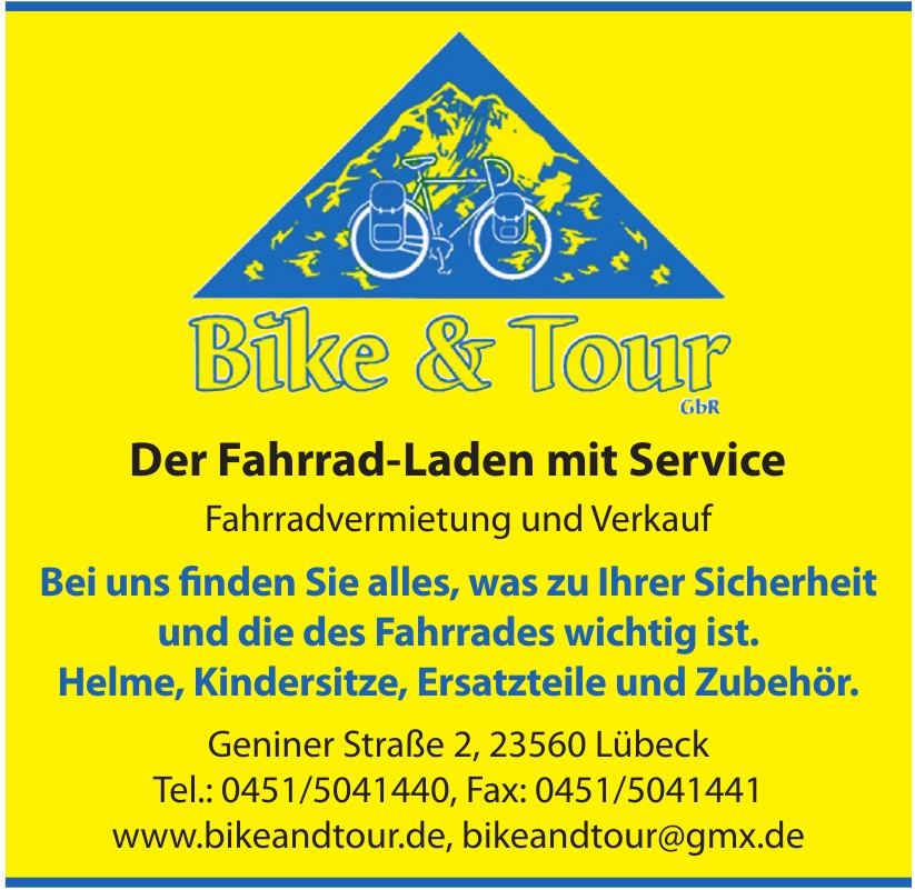 Bike & Tour GbR