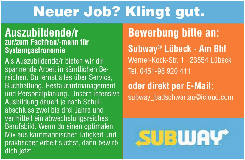 Subway® Lübeck