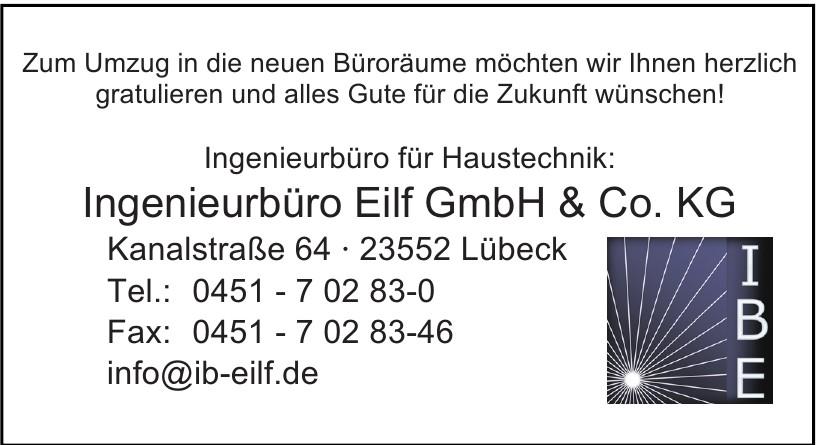 Ingenieurbüro Eilf GmbH & Co. KG
