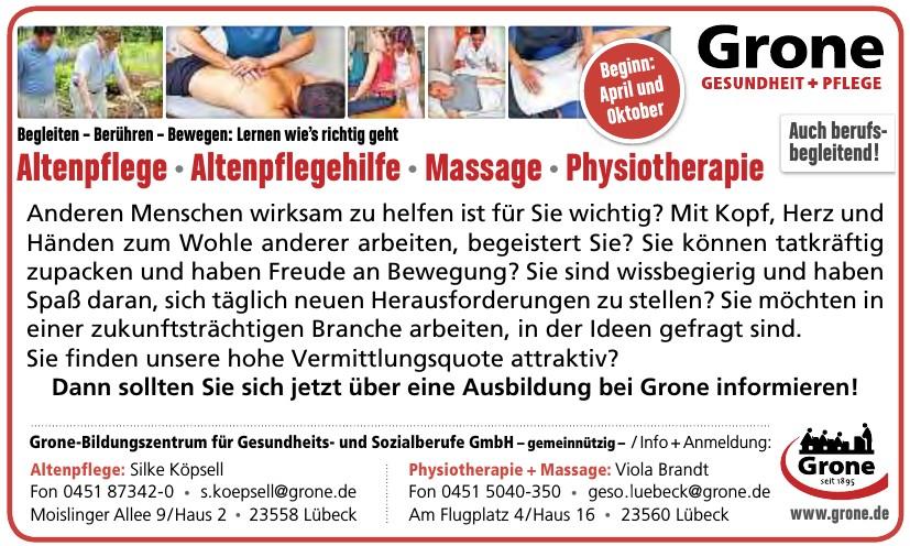 Grone-Bildungszentrum für Gesundheits- und Sozialberufe GmbH