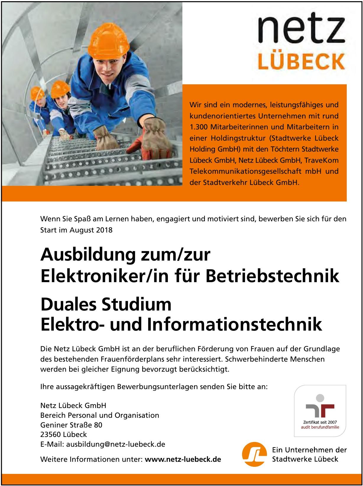 Netz Lübeck GmbH