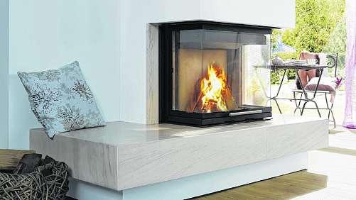 Moderne Feuerstätte sind effizient in der Holzverbrennung und haben einen geringen CO- und Feinstaubausstoß. FOTO: HARK
