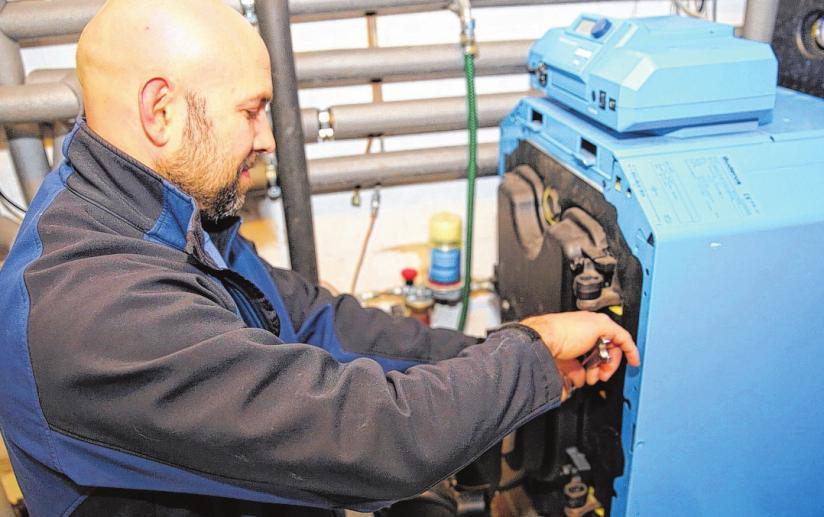 Vom Azubi zum Meister: Michael Wirth engagiert sich seit 24 Jahren für Kunden und Betrieb.