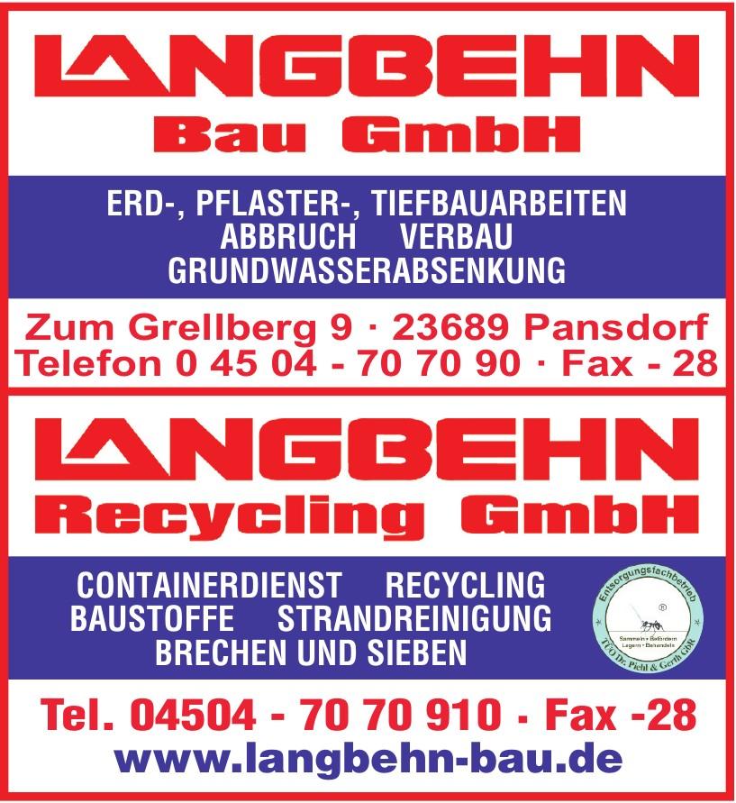 Langbehn Bau GmbH