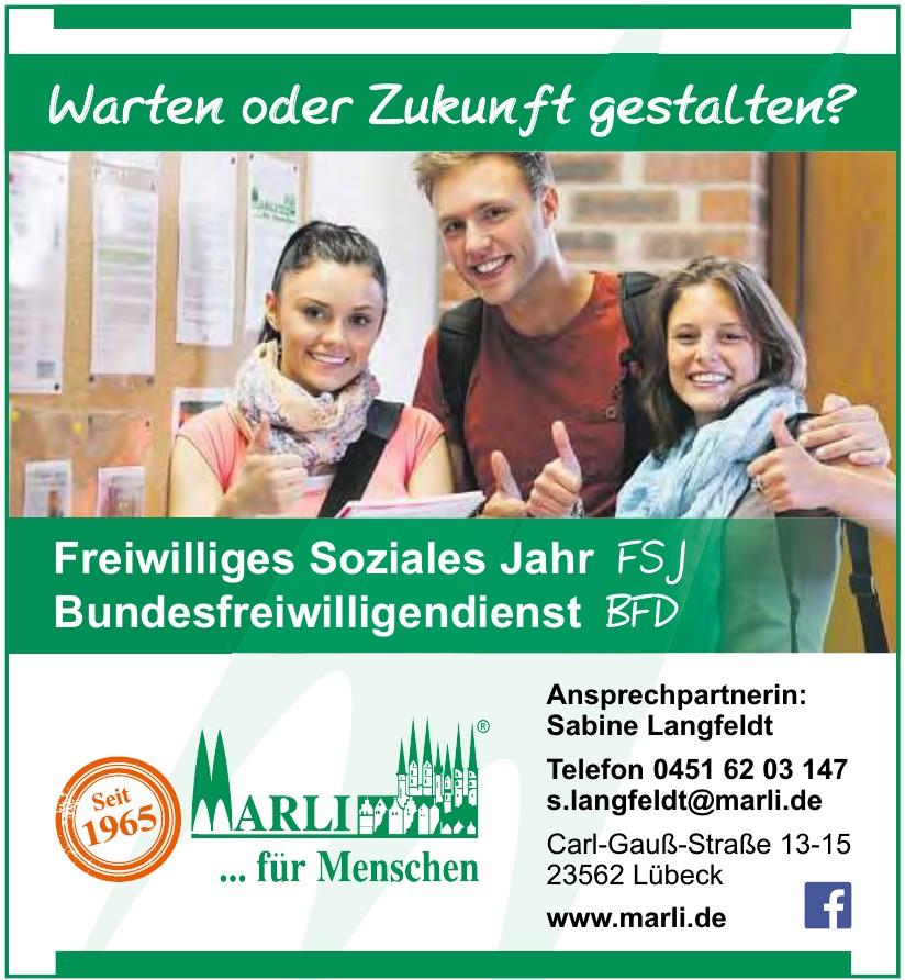 Marli GmbH Gemeinnütziges - Sabine Langfeldt