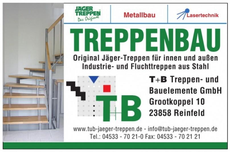 T+B Treppen- und Bauelemente GmbH