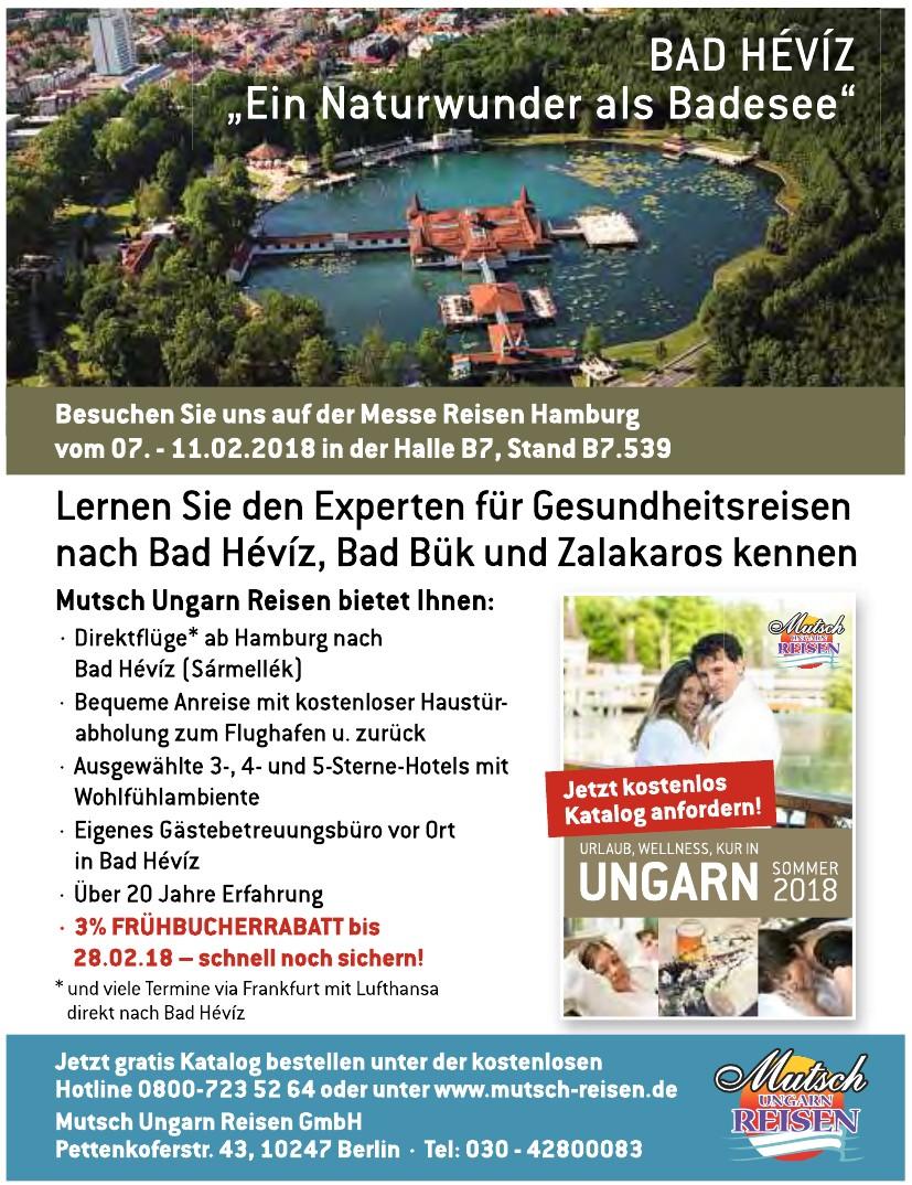 Mutsch Ungarn Reisen GmbH