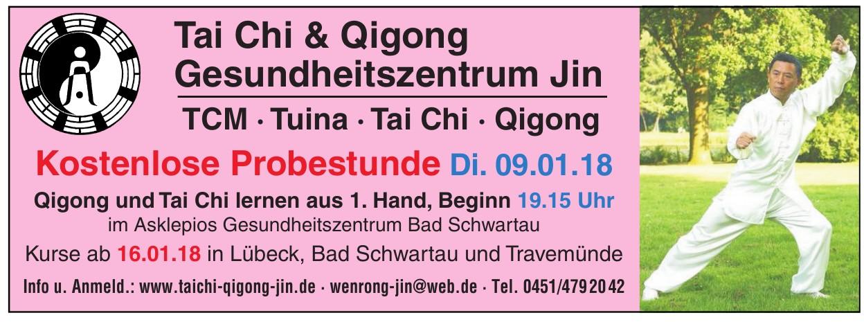 Tai Chi & Qigong Gesundheitszentrum Jin