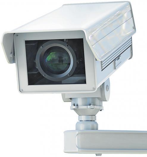 Nur eine funktioniernde Kamera schreckt Diebe ab.