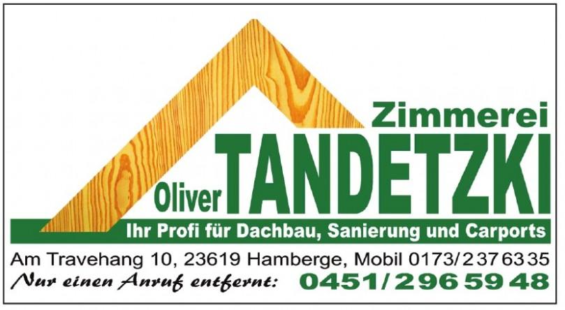 Zimmerei Oliver Tandetzki