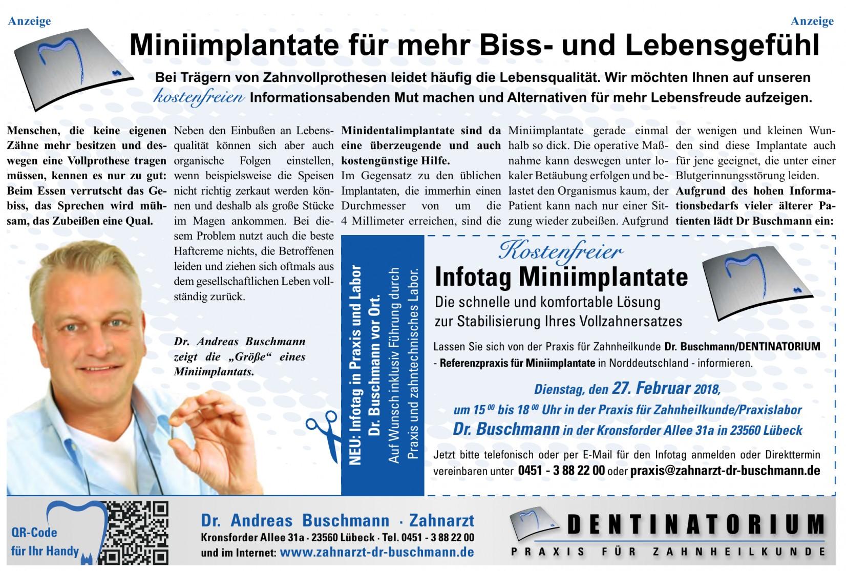 Dr. Andreas Buschmann - Zahnarzt