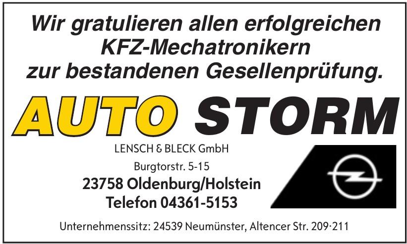 Auto Storm-Lensch & Bleck GmbH