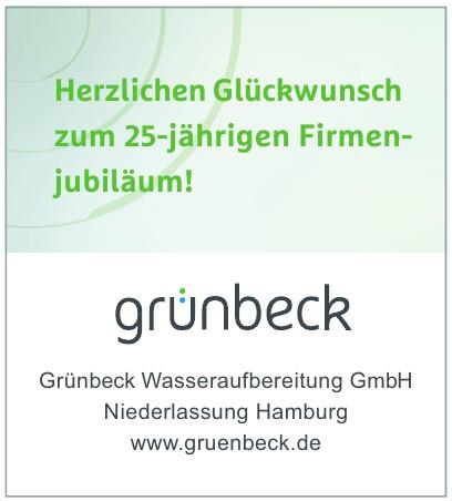 Grünbeck Wasseraufbereitung GmbH