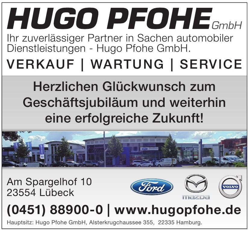Hugo Pfohe