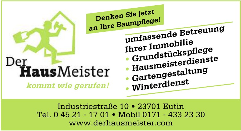 Der Haus Meister
