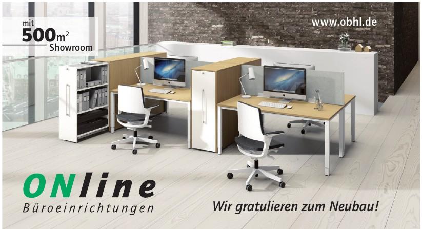 ONline Büroeinrichtungen