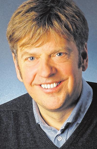 Experte für Ernährung: Dr. Torsten Bartels.FOTO: HFR