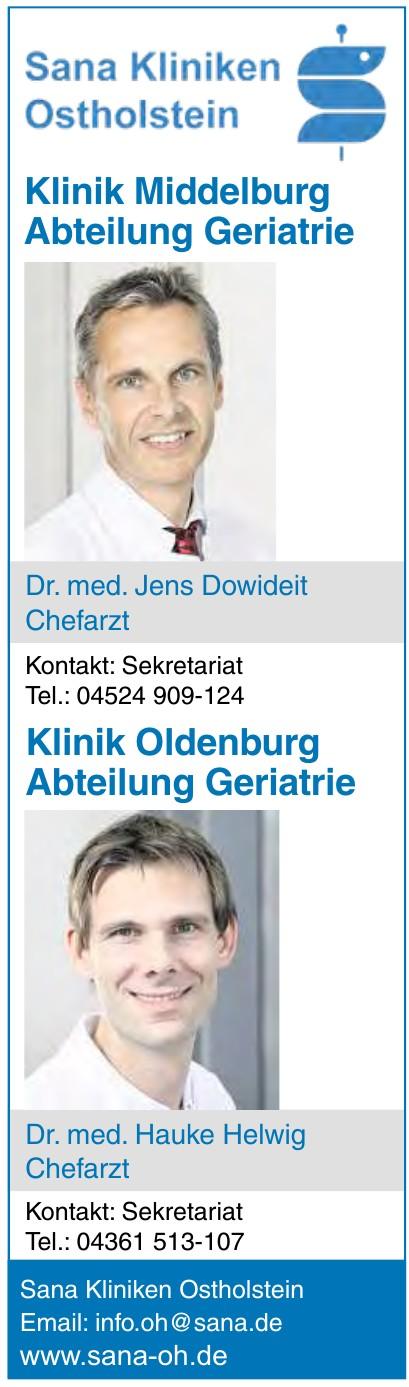 Sana Kliniken Ostholstein