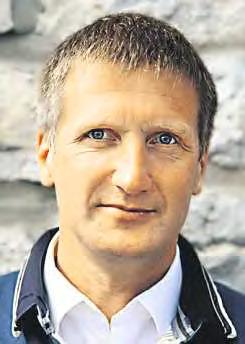 Prof. Dr. Johann Ockenga plädiert für eine abwechslungsreiche Ernährung. FOTO: HFR