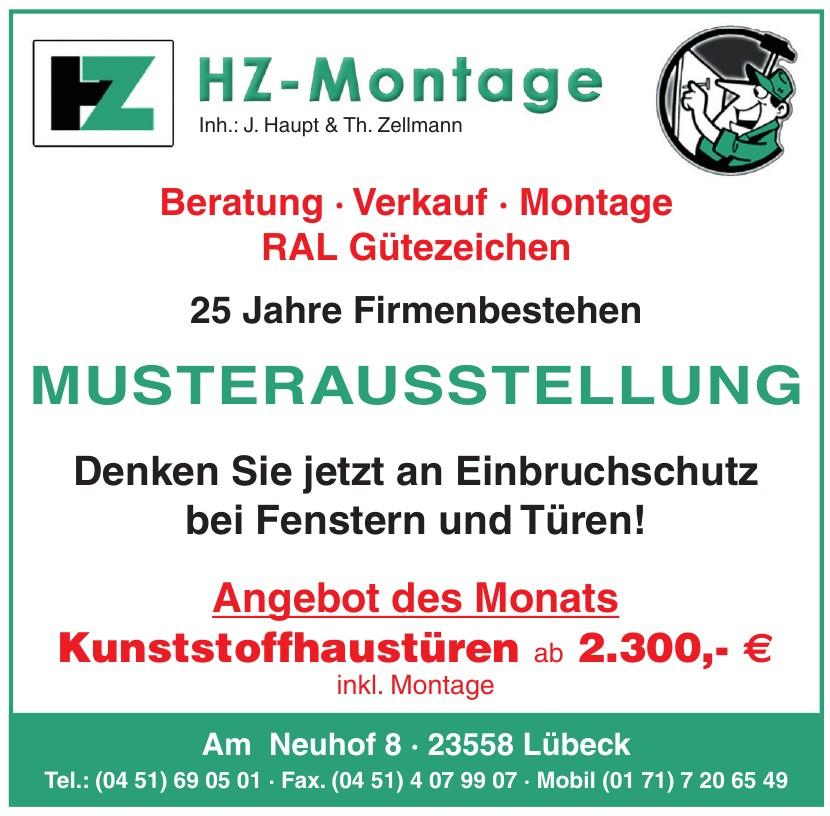 HZ - Montage