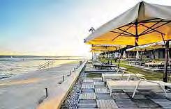 Slowenien hat seinen Gästen 46 Kilometer Küste zu bieten.