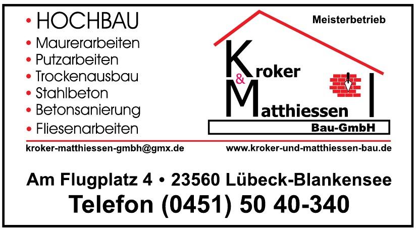 Kroker & Matthiessen Bau GmbH