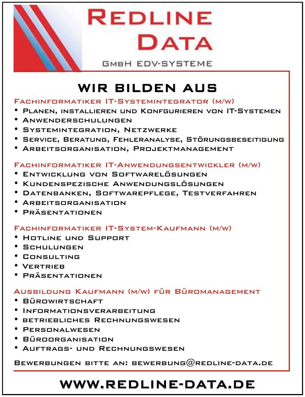 Redline Data GmbH EDV-Systeme