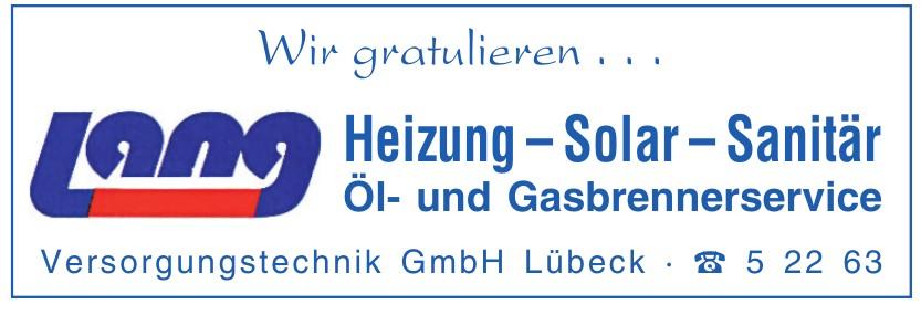 Lang Versorgungstechnik GmbH Lübeck