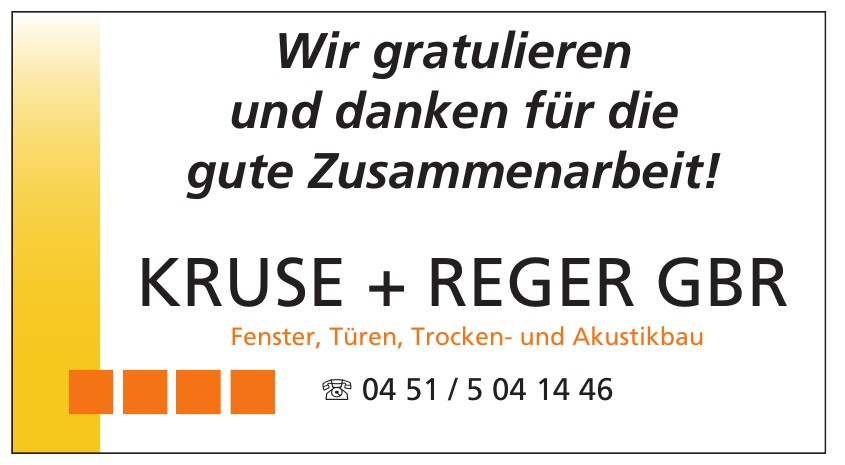 Kruse + Reger GbR