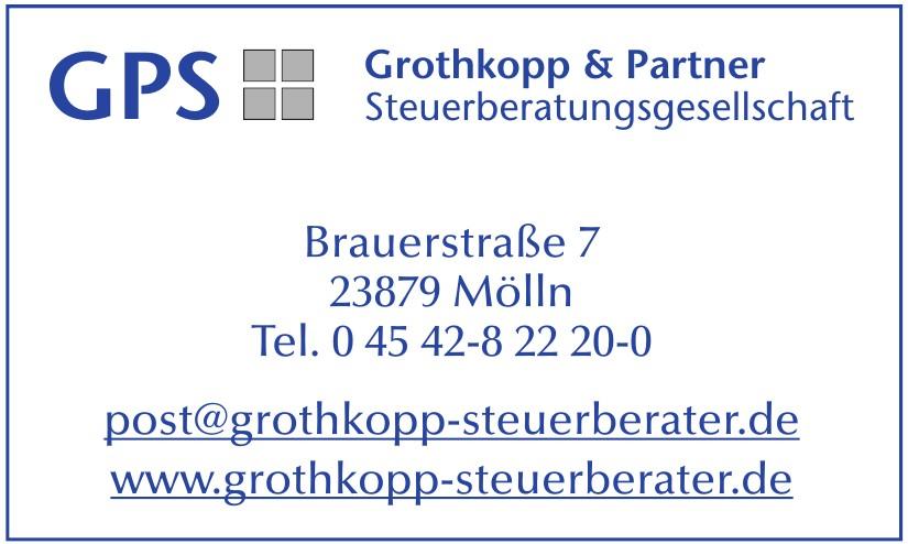 Grothkopp & Partner GPS Steuerberatungsgesellschaft