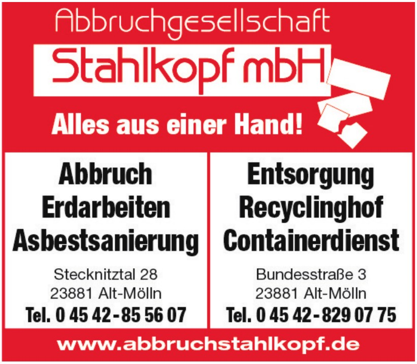 Abbruchgesellschaft Stahlkopf mbH