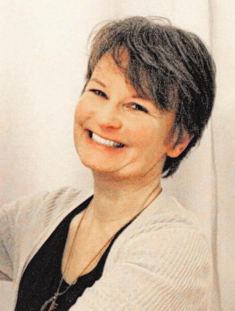Heilpraktikerin und Physiotherapeutin Sabine Rogg. FOTO: HFR