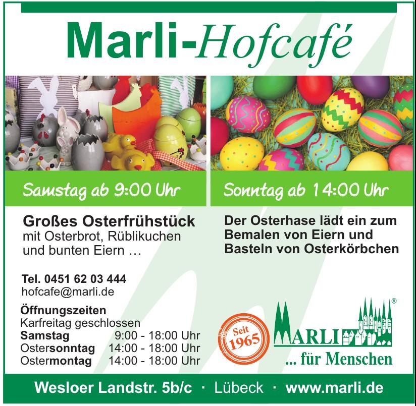 Marli - Hofcafé