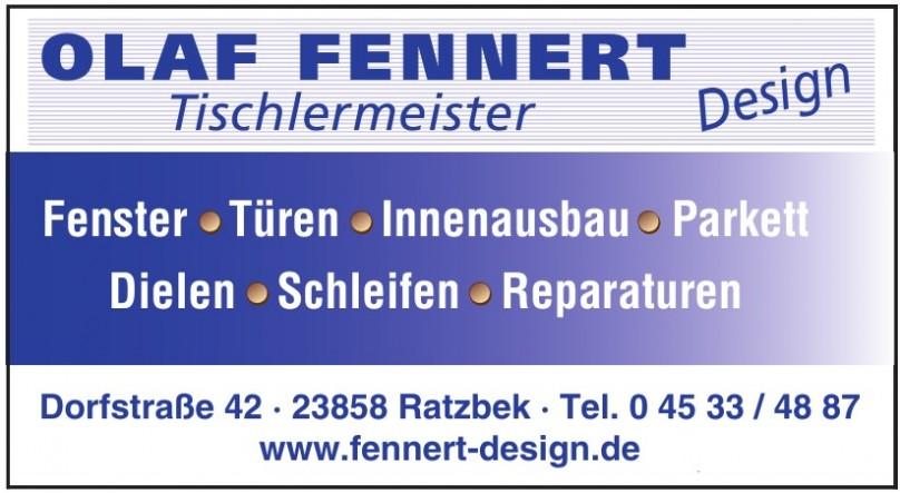 Olaf Fennert Design