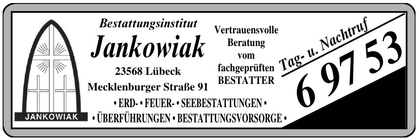 Bestattungsinstitut Jankowiak