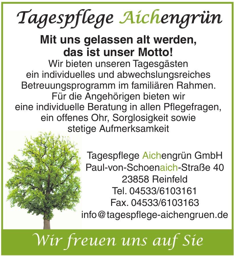 Tagespflege Aichengrün GmbH