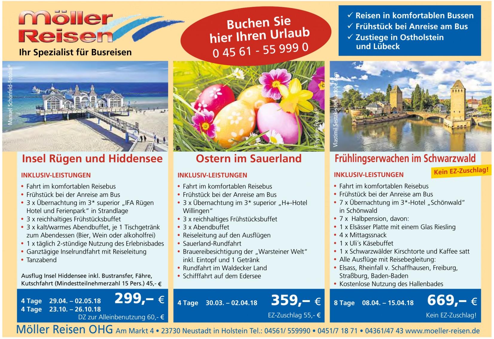 Möller Reisen OHG