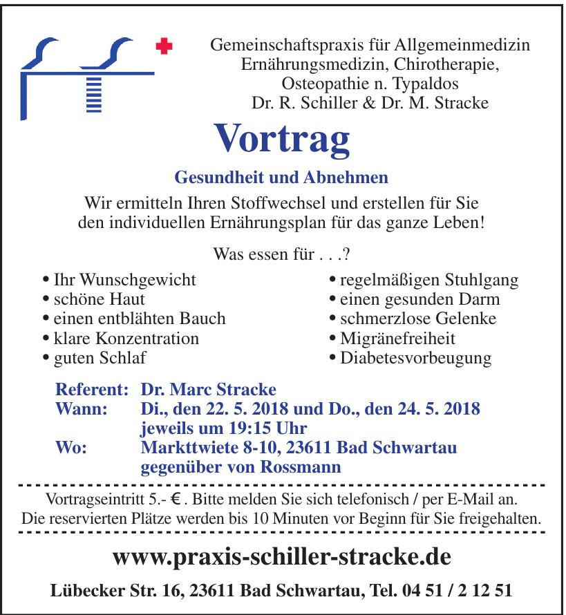 Praxis für Allgemeinmedizin Dr. med. Ralf Schiller, Dr. med. Marc Stracke