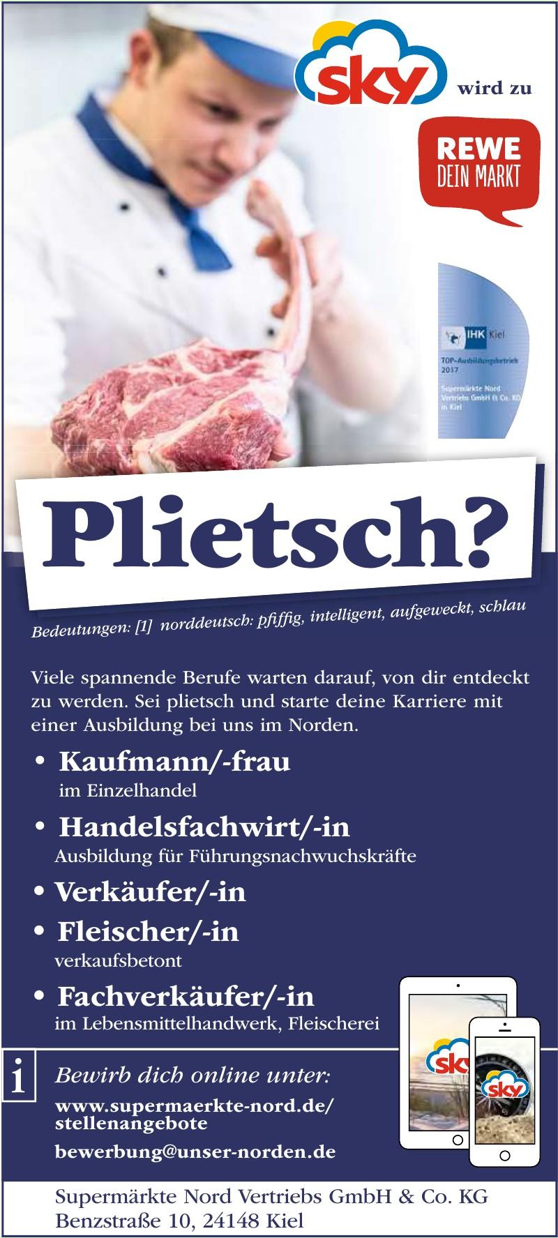 Supermärkte Nord Vertriebs GmbH & Co. KG
