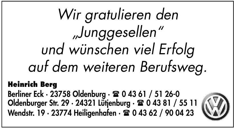 Heinrich Berg