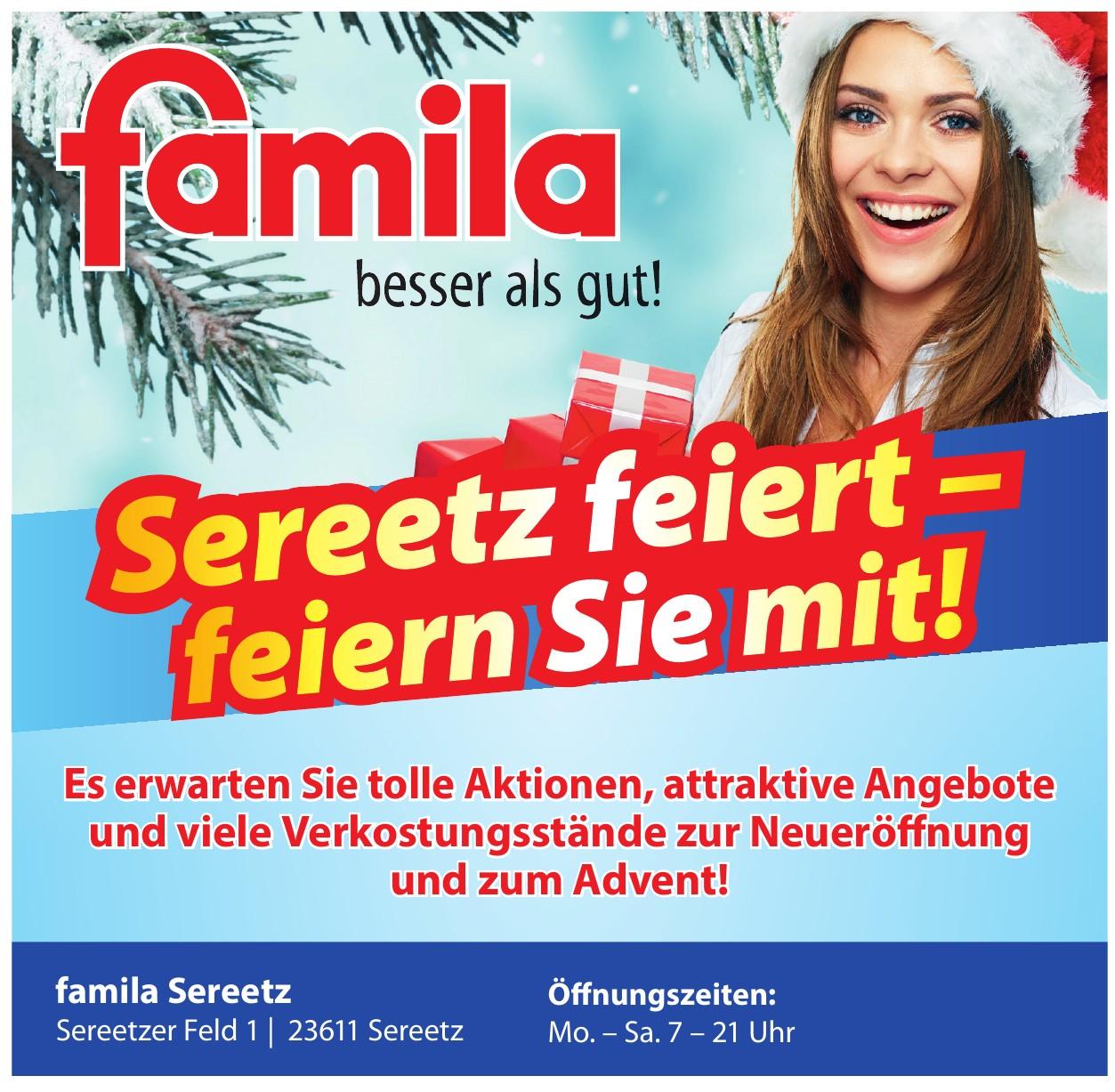 familia Sereetz