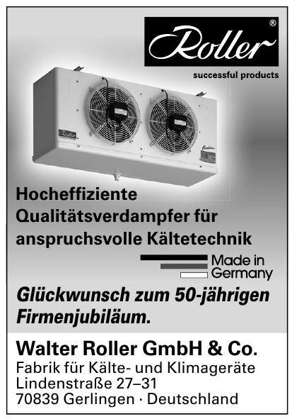 Walter Roller GmbH & Co.