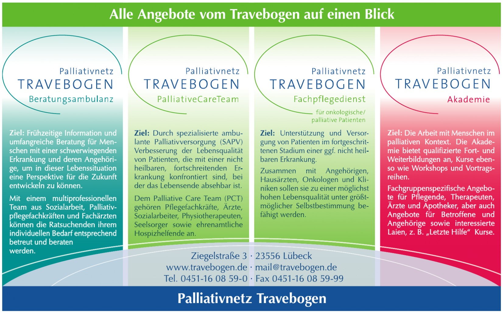 Palliativnetz Travebogen