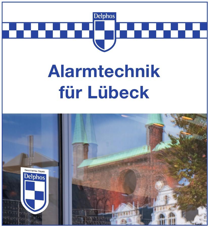 Delphos - Alarmtechnik für Lübeck