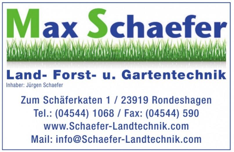 Max Schaefer